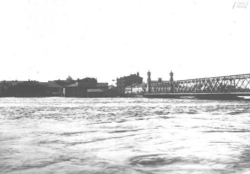 Бородинский мост, 1908