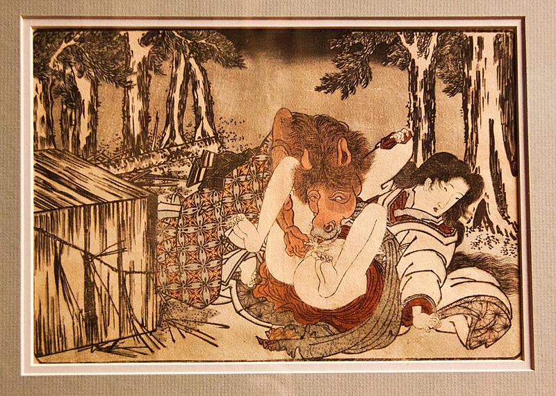 Музеи эротического искусства