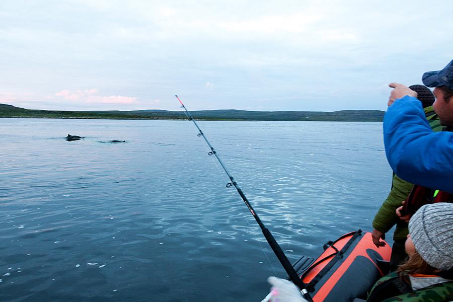 кольские рыбалки в контакте